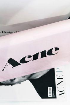 #acne #design #fashion @code + form