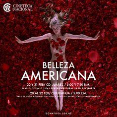 A partir de hoy: #BellezaAmericana #CinetecaNacional #ChihuahuaNuestraCultura