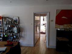 Existing Door into Kitchen