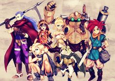 ChronoTrigger by infinote.deviantart.com on @deviantART