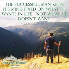 Napoleon Hill quotes.