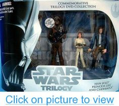 Star Wars Commemorative Trilogy DVD Collection: Empire Strikes Back (Chewbacca, Princess Leia, Han Solo) #Star #Wars #Commemorative #Trilogy #DVD #Collection: #Empire #Strikes #Back #Chewbacca #Princess #Leia #Han #Solo