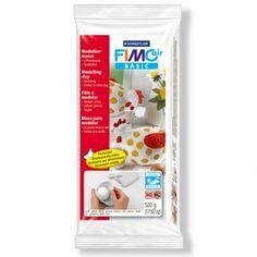 FIMO Air Basic levegőn száradó gyurma 500 g - fehér