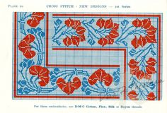 Gallery.ru / Фото #1 - Vintage DMC - New Designs - 1st Series - Dora2012 (11 of 26)