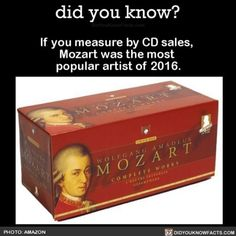 Mozart is killin' it #amazing #funny #Mozart #music Download our free App: [LINK IN BIO]