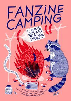 Fanzine camping le 3