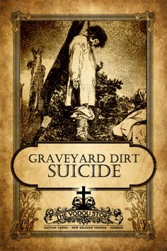 Graveyard Dirt - Suicide