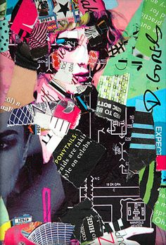 Derek Gores.  This likely is not a journal page but it gives me an idea of how to do one.