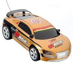 Mini Carro Coker controle remoto