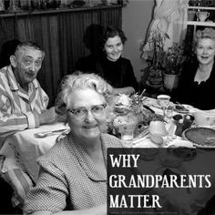10 Reasons Grandparents Matter More than Ever