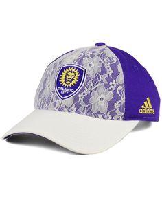 adidas Women s Orlando City SC Slouch Cap Men - Sports Fan Shop By Lids -  Macy s db416a273375