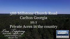 588 Millstone Church Rd Carlton Georgia Land for Sale Acreage MLS #8184395