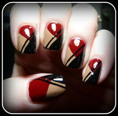 How to make nails design | Easy nail art designs for short nails | Simple nail art designs for beginners