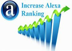 How To Boost Your Alexa Ranking in easy steps  http://www.mylatesttricks.com/2013/09/how-to-boost-your-alexa-ranking-in-easy.html