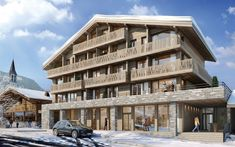 Serenity is located in the centre of Chatel, putting it close to all services and amenities, and offering easy access to the slopes. The apartments benefit from a contemporary design and are extended by large balconies and terraces. Investment Property, Property For Sale, French Property, French Alps, South Of France, Contemporary Design, Serenity, Terrace, Italy