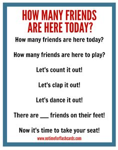 Great circle time chant for preschool! Even if you don& have a long circle time, this chant is the perfect length to a brief break for the kiddos. Great circle time chant for presc Kindergarten Songs, Preschool Music, Preschool Lessons, Preschool Classroom, Classroom Ideas, Kindergarten Circle Time, Preschool Fingerplays, Preschool Ideas, Daycare Ideas