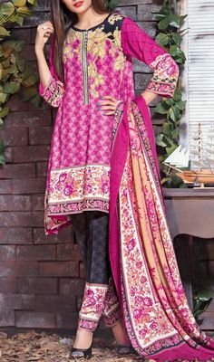 PAKISTANI Women's Winter CLothes Embroidered|Dresses|Shalwar Kameez in USA|Chicago Houston (Shopping - Clothing & Accessories)