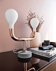 'Pom Pom Table Lamp by Calligaris USA Inc.. @2Modern'