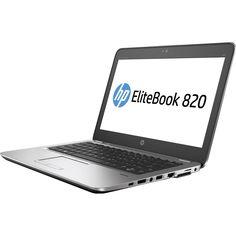 HP EliteBook 820 G2 Business Laptop: 12.5-Inch Anti-Glare (1366x768), Intel Core i5-5300U, 500GB HDD, 8GB RAM, Windows 7 Professional