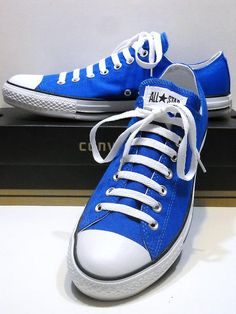 hadley78 | Skydiver Blue Ox | shoes + chucks + blue grey black white Blue Grey, Black And White, Mood Indigo, Ox, Chuck Taylor Sneakers, My Favorite Color, Friday, Wedding Ideas, Shoes