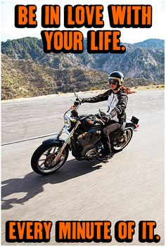 Love to ride Biker Quotes, Motorcycle Quotes, Harley Bikes, Harley Davidson Motorcycles, Biker Chick, Biker Girl, Bike Humor, Female Motorcycle Riders, Motorcycle Men