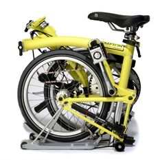 People love Bromptons: not just suited commuters but maître d's and cinema ushers. What's the big deal? By Emma John Folding Bicycle, Brompton, My Ride, Cool Cars, Bike, Ushers, Cycling, Magic Carpet, Top Designers