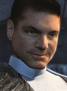 Captain Ozzik Sturn - Commander of the Imperial forces on Kashyyyk in Star Wars: The Force Unleashed video game. Kidnaps Princess Leia Organa in an attempt to prevent her father from causing rebellion against the Empire.