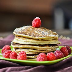 Biggest Loser Pancakes--my mom makes these every time I am home from school, I love them!
