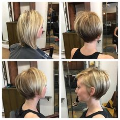 """3,684 Likes, 69 Comments - Justin Dillaha (@dillahajhair) on Instagram: """"Thank you! Thank you! Thank you! BEFORE AND AFTER on my beautiful new friend Audrey all the way…"""""""