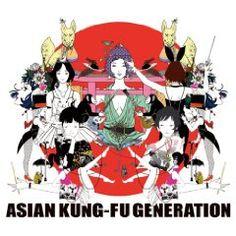 ASIAN KUNG-FU GENERATION「BEST HIT AKG」