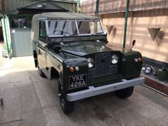 Land Rover series 2a - 1963. Restored. in Cars, Motorcycles & Vehicles, Classic Cars, Land Rover | eBay