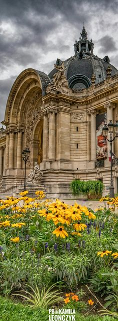 The Petit Palais (small palace) is an art museum in the 8th arrondissement of Paris, France