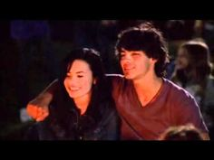 Demi Lovato - This Is Our Song - Camp Rock 2 Don't ask why I have to them one of them is a lyrics video and this is official video