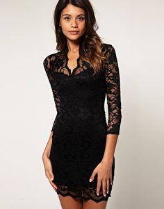 lace dress, #dress