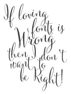 Mommyish Graphic Design Font Addiction  http://mommyish.net/mmm-font-addiction/