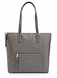 Michael Kors Ariana North South Tote Graphite Review