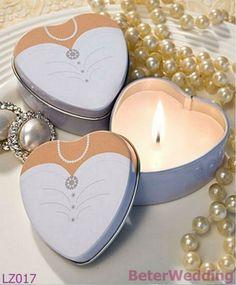 vajilla, regalos románticos, velas, candelabros, velas de té, Shanghai Beter Gifts Co Ltd, BeterWedding