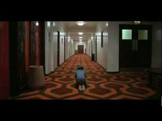 Stanley Kubrick's One-Point Perspective