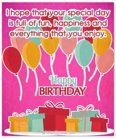 Special Happy Birthday Card