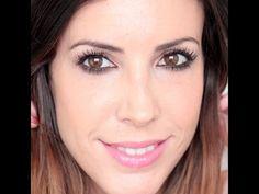 Aparichi Makeup: Blog de Maquillaje y Belleza - Maquilladora Profesional Madrid: Video: Soft Smokey Eyes