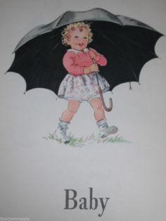SIGNED 1941 Vintage DICK AND JANE Pre-Primers Teachers Edition Old School Reader