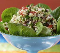 Salad recipies: Tabbouleh