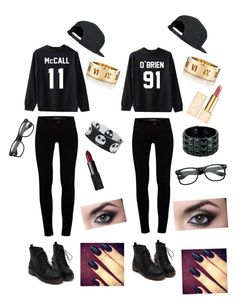 """""""Teen Wolf Besties"""" by zaynmalikswifie610 ❤ liked on Polyvore featuring J Brand, Tiffany & Co., Tory Burch and NARS Cosmetics"""
