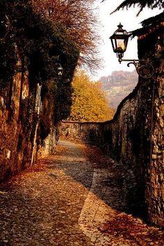 Autumn Lane, Brescia beautiful amazing
