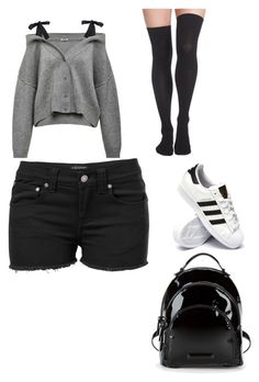 """""""Untitled #193"""" by susannhaabeth on Polyvore featuring Venus, Nordstrom, adidas and Kendall + Kylie"""