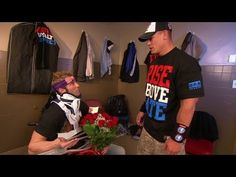 Raw: Zack Ryder tells John Cena that he plans to profess
