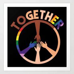 Peace Sign Art, Hippie Art, Hand Art, Rock Painting, Human Rights, Painted Rocks, Unity, Lgbt, Cricut