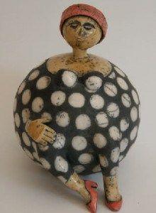 Sculptures Céramiques, Sculpture Art, Ceramic Figures, Ceramic Art, Pottery Lessons, Raku Pottery, City Art, Metal Art, Creative Art