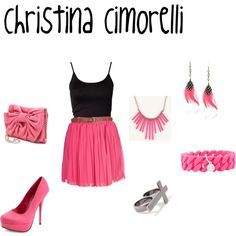 Christina Cimorelli Subscribe to them on YouTube!! @Cimorelli Band