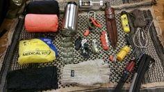 Everyday Carry - 40/M/Bryson City, NC/Wilderness Medicine Instructor - Wilderness Survival EDC